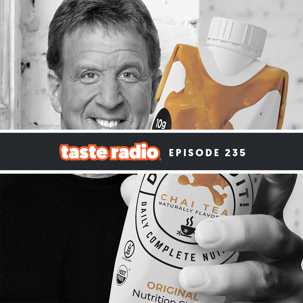 Taste Radio Ep. 235: 'Don't Quit' And The Rules That Define Jake Steinfeld's Decades Of Success