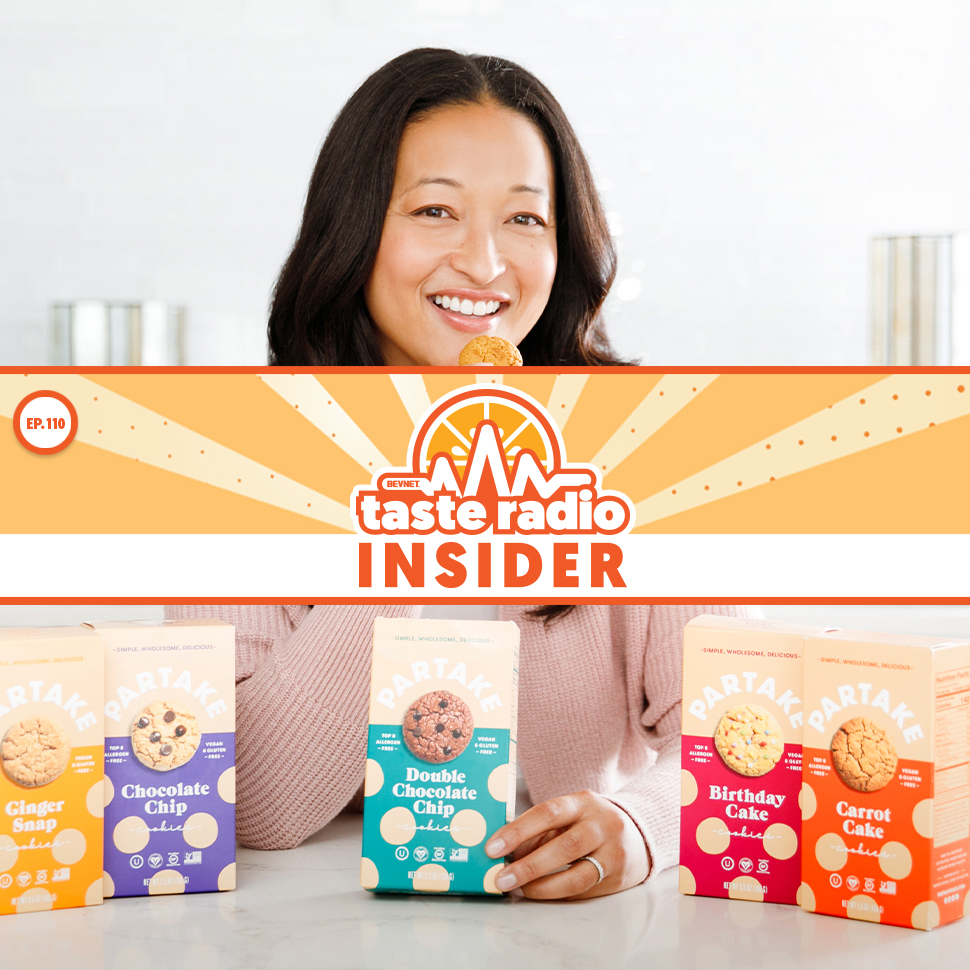 Taste Radio Insider Ep. 110: Why Asking For Specific Advice Helped This Brand Secure $7.5 Million In Funding